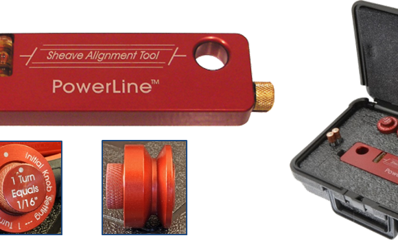 L80 Sheave Alignment System