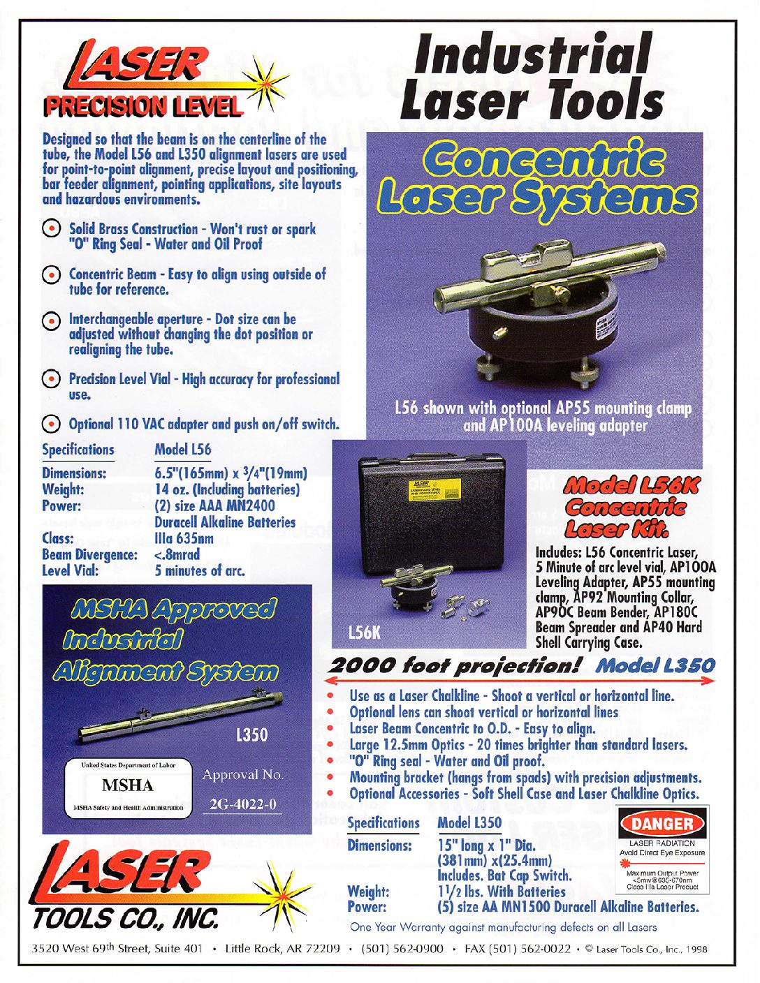 Laser Tools Co  | AP180C Beam Spreader™